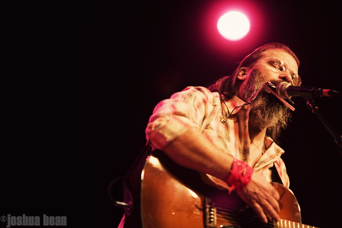 Steve Earle by Joshua Bean